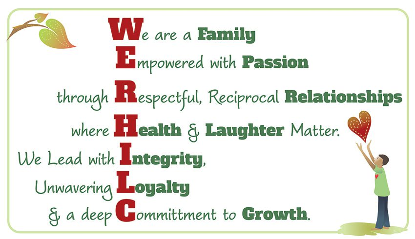 HI Core Values